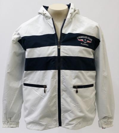 longboard house yachting jacket rain windbreaker